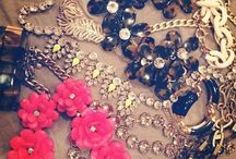 Statement Necklaces / by Melissa Martinez