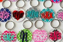 All things monogrammed  / by Melissa Martinez