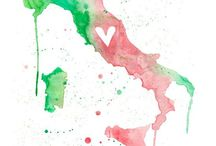 L'Italia... / by Tara Lisciandro-Hornich