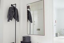 hallway. / hallway decor, hallway ideas, hallway decorating, hal inrichting, hal decoratie, hal opbergen