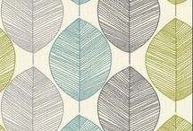 Wallpapers / Old wallpapers, retro, mid-century modern..