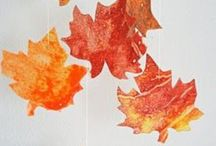 Fall Crafts and Activities / Autumn and Fall Crafts, Activities, Learning and Play for Creative Family Fun.  Including Thanks Giving and other Northern Hemisphere Seasonal Festivals.