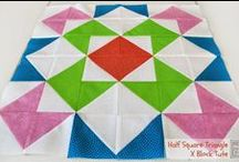 Quilt Block Inspiration / by Janice Elaine