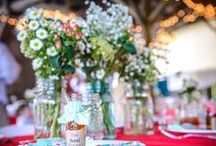parties & events / by Mallory Jane // Hayseed Homemakin'