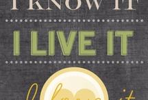I am a Mormon. I know it, I live it, I lOVE IT / by Jessica Smith
