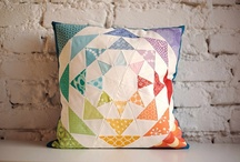Sew ~ Pillows
