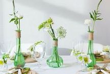   wedding centrepieces   / Looking for wedding centrepiece ideas? We have pinned a few of our favourite ideas for wedding table centrepieces. If you like our inspiration board make sure you check out our collection of vases and vessels for centrepieces available to buy from http://www.theweddingofmydreams.co.uk/collections/centrepieces-vases