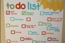 Ideas to do with Kids / by Kayla Donaldson