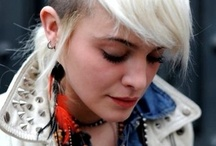 My Style / Things I like, like hair, clothes, activities, tattoos, photos, verses and quotes, ideas and projects, and other things. be warned, naked people and pot may pop up randomly in this page, If you oppose...take off your clothes, get stoned, look again, and see how you feel then.  / by Ky Overfelt