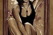 Lifestyle Art / Creative Canvas Art Prints from Maxwell Dickson.
