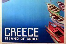 A la Grecque / Greek recipes, delicacies and remarkable places. / by Sofia Belegrinou
