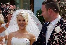   confetti petals (biodegradable)   / Looking for wedding petal confetti? Whether its to be tossed over the bride and groom or sprinkled over the tables we have the petal confetti for you at www.theweddingofmydreams.co.uk