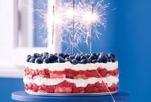 Red, White and Blue / by Everyday Food