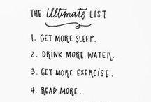 List It! / by Janice Elaine