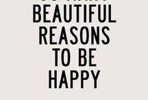 Be Kind, Be Nice & Be Joyful. / by Janice Elaine