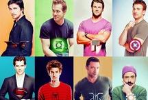 Superheroes! / by Bronwyn Morris