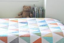 Quilt HST Inspiration / by Janice Elaine