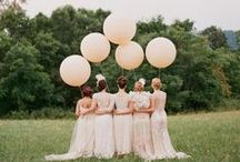   large round wedding balloons   / See how amazing large statement balloons can look at weddings. Buy large balloons here http://www.theweddingofmydreams.co.uk/collections/wedding-balloons
