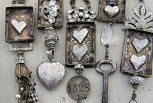 DIY: I {Heart} Crafts / DIY  ... crafts, patterns, tutorials, etc / by Vicky Allen Lucia