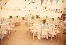   country garden wedding ideas   / Ideas and decorations for English country garden weddings. View our country garden range of wedding decorations at www.theweddingofmydreams.co.uk