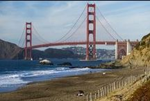 San Francisco & Wine Country / What a wonderful place this is, I want to go back! / by Kim Chabert