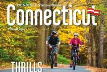 2015 Connecticut Visitor's Guide / So much to do in Connecticut this year! Sign up to receive a FREE 2015 Connecticut Visitor Guide: http://bit.ly/1McL6gK What are YOU looking forward to doing in Connecticut this year? / by Visit Connecticut