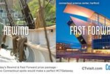 Rewind & Fast Forward #CTGetaway / Get away to Connecticut – where you can go back in time AND fast forward into the future.  / by Visit Connecticut