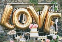   alphabet balloons weddings   / See how amazing these silver and gold wedding balloons can look. Spell out words such as LOVE, CAKE, MR & MRS to create stunning backdrops at your wedding. These letter balloons are available from http://www.theweddingofmydreams.co.uk/collections/wedding-balloons #wedding #balloons