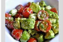 recipes>Salads / by Tina Garcia Baker