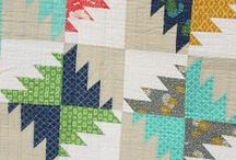 Quilts ~ Delectable Mtn Ideas / by Janice Elaine