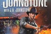 2015 William W. and J.A. Johnstone Releases / All the new releases for 2015.  Kindle, paperback, hardback and audio.