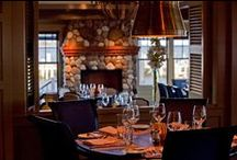 Fireside Dining in Connecticut / One of Connecticut's great winter pleasures is cozying up to a fire while enjoying cocktails or a meal, or both. Luckily, there are dozens and dozens of fireside dining options in the state, from country pubs to shoreline inns. / by Visit Connecticut