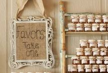   edible wedding favours    / Want to give your guests something to eat (or drink) for their wedding favours. Browse our favourite ideas below. Many of them you can hand-make yourself, or add the finishing touches to them.  If you like these browse our selection of wedding favours, jars and containers for sale here http://www.theweddingofmydreams.co.uk/collections/wedding-favours