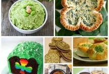 St Patrick's Day / Everything you need for celebrating St Patrick's Day as a family, from your essential St Patrick's Day Party Plan to St Patrick's Day Recipes to enjoy!