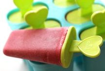 Ice Pop Recipes / Mouth water ice pop recipes that the whole family will enjoy this summer. Whether you call them ice popsicles, ice lolly or ice pops you can find the recipes here.