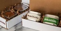 Rubarama Shop / Our spice blends and more. Available at Rubarama.com and at https://www.etsy.com/shop/Rubarama