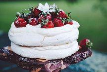 The Food: Dessert / by Julie Heisey