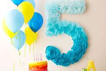 The Celebrations: Birthdays / by Julie Heisey