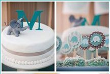 The Celebrations: Baby Shower / by Julie Heisey