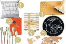 Gift / Holiday Gift Ideas