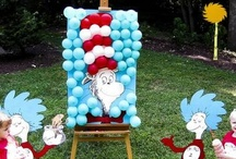 Dr. Seuss / by Debbie Overall