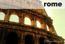 Destination: Rome / Destination: Travel to Rome, Italy