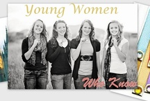 Church - Young Women / by Debbie Overall