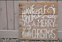Make It Merry / Christmas crafts and decor