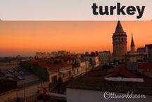 Destination: Turkey / Destination: Travel to Turkey.