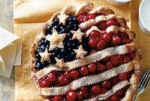 The Celebrations: 4th of July / by Julie Heisey