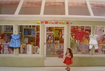 Miniature CHILDREN'S and BABY STORES / by Ronda