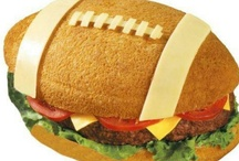 Football / by Debbie Overall