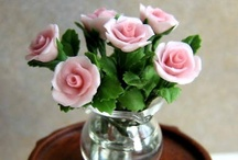 Miniature INDOOR FLOWERS and PLANTS / by Ronda