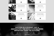 Web Design. UI solutions. / by Synchro Mesh